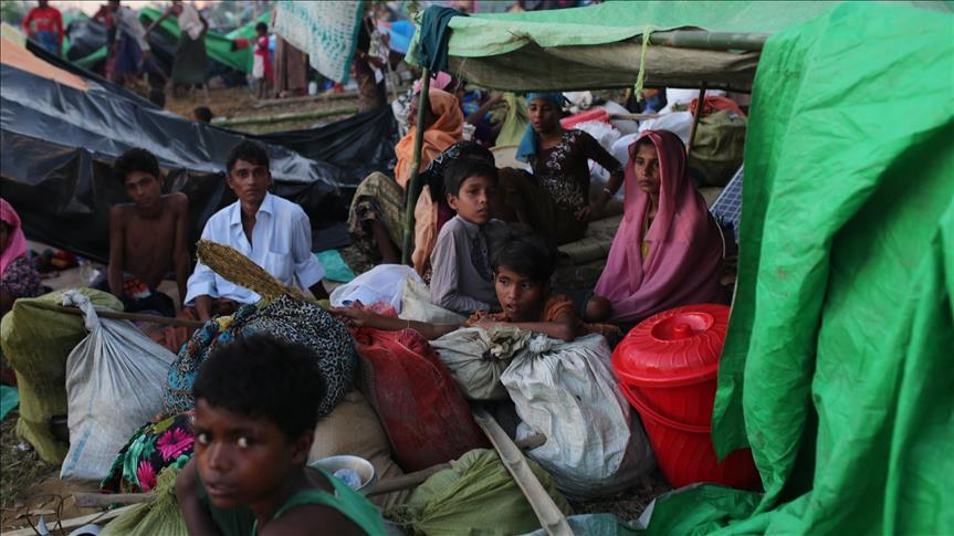 LSM Afrika Selatan Kirim Bantuan untuk Ribuan Pengungsi Rohingya di Bangladesh