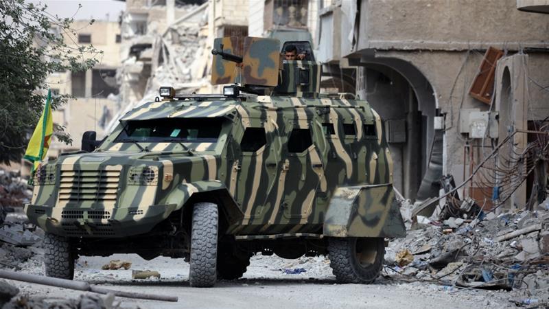 Pasukan Kurdi Dukungan Agresor AS: Kini 80 Persen Kota Raqqa telah Dikuasai