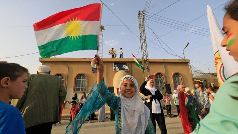 Rezim Syiah Assad Dukung Referendum Kurdi