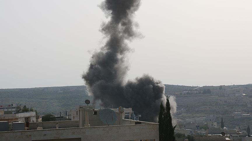 100 Warga Sipil Tewas dalam 10 Hari Serangan Udara di Idlib