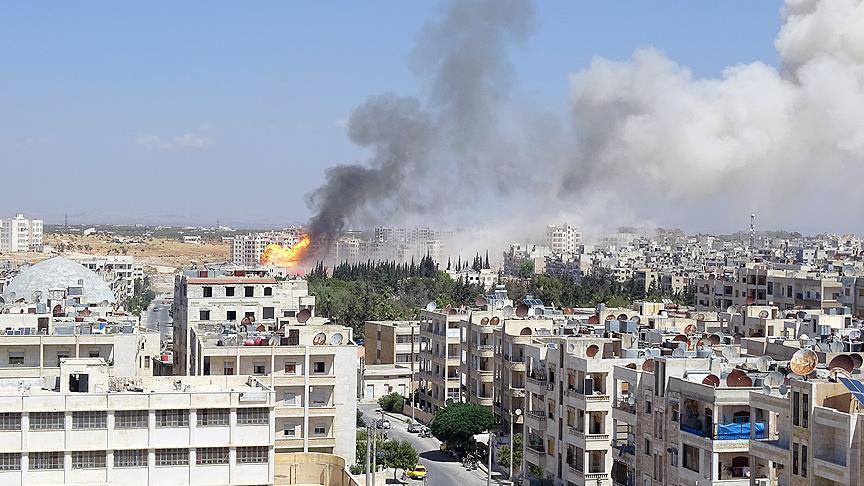 Dalam 10 Hari 140 Warga Idlib Tewas oleh Serangan Udara Brutal Rezim Assad dan Rusia