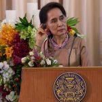 Inggris Cabut Penghargaan 'The Freedom of Oxford' pada Aung San Suu Kyi