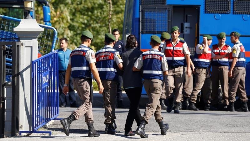 40 Orang Rencanakan Bunuh Erdogan, Pengadilan Turki Vonis Hukuman Seumur Hidup