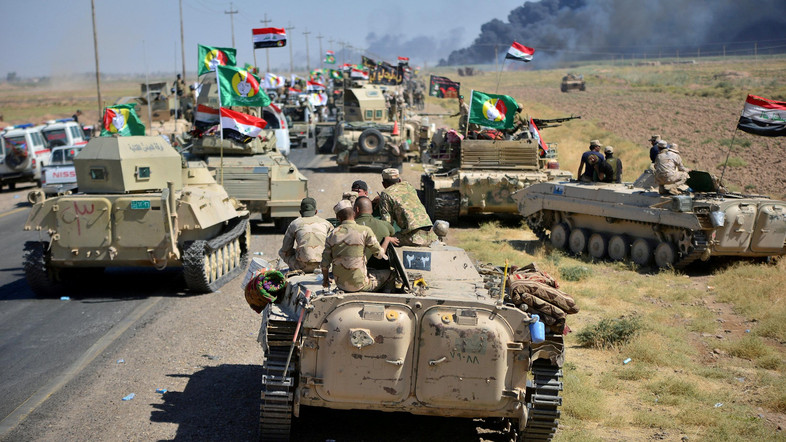 IS Terdesak pada Wilayah Terakhir di Irak Setelah Kota Hawija Direbut Koalisi