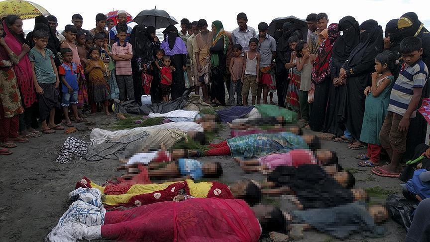 Giliran Komisi Bantuan Uni Eropa Sebut Kebiadaban Pasukan Budha Myanmar