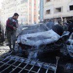 Pengungsi dan Pasukan Kurdi Dihajar 3 Bom Kelompok IS di Deir Ezzor, 50 Tewas