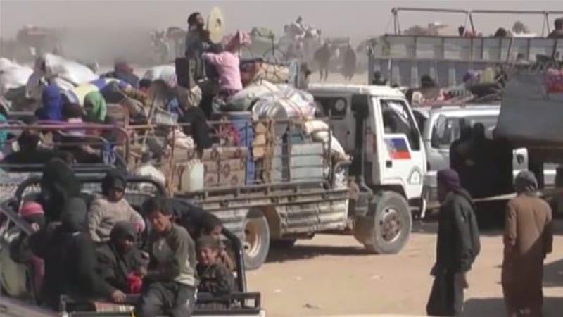 IS Tinggalkan Raqqah Dibawah Kesepakatan dengan PYD
