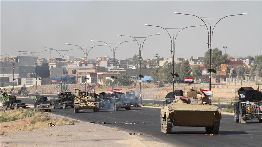 Komando Operasi Gabungan: Pasukan Irak Kendalikan Penuh Kota Kirkuk
