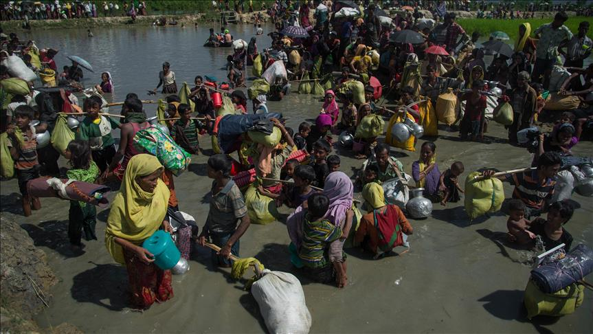 Inilah Alasan Bangladesh Tunda Pemulangan Ratusan Ribu Pengungsi Muslim Rohingya