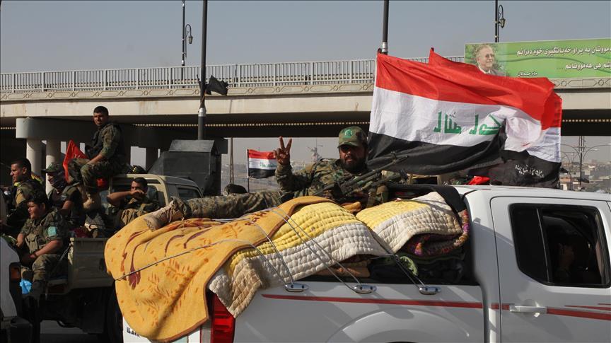 Pasukan Irak Rebut Kendali di Perbatasan Suriah dari Kurdi
