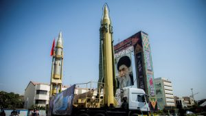 Republik Syiah Iran Tingkatkan Program Rudal Balistik
