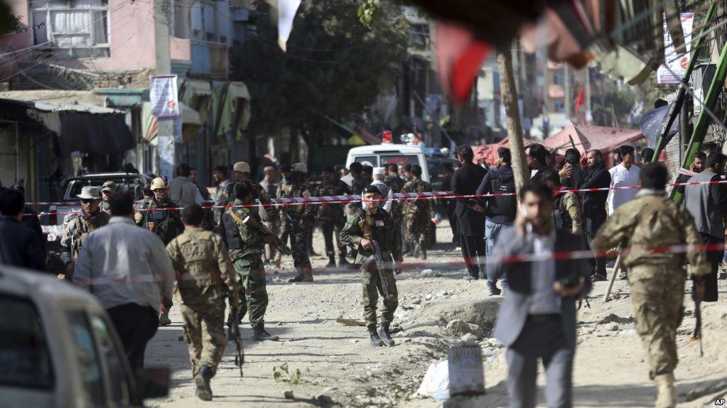 Afghanistan: Setelah Kuil Syiah Dibom, Masjid Sunni Dihantam Bom Saat Shalat Jumat