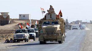 Militer Irak Terus Gelar Tank dan Artileri Amerika di Perbatasan Otonom Kurdi