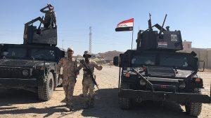 Pasukan Irak Kuasai Perbatasan dengan Suriah setelah Milisi Dukungan AS Mundur