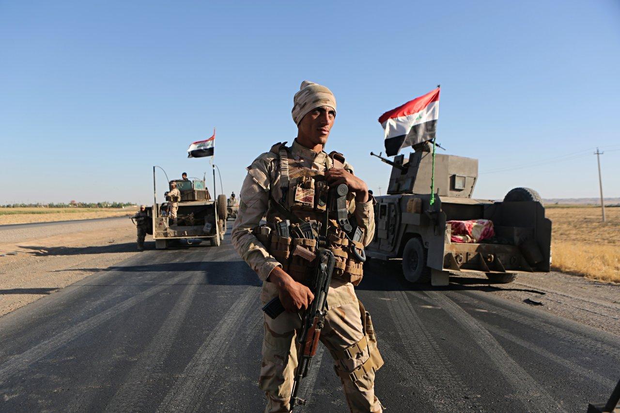 PM Irak Serukan Hentikan Pertempuran dengan Kurdi