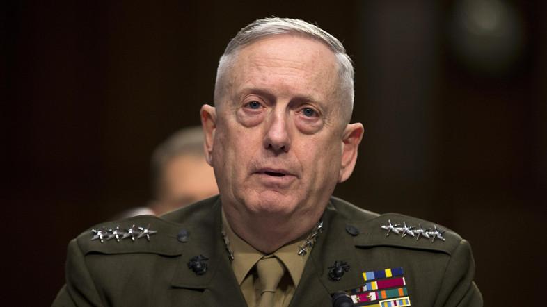 Menteri Pertahanan AS Tegang Lihat Kekuatan Nuklir Korea Utara