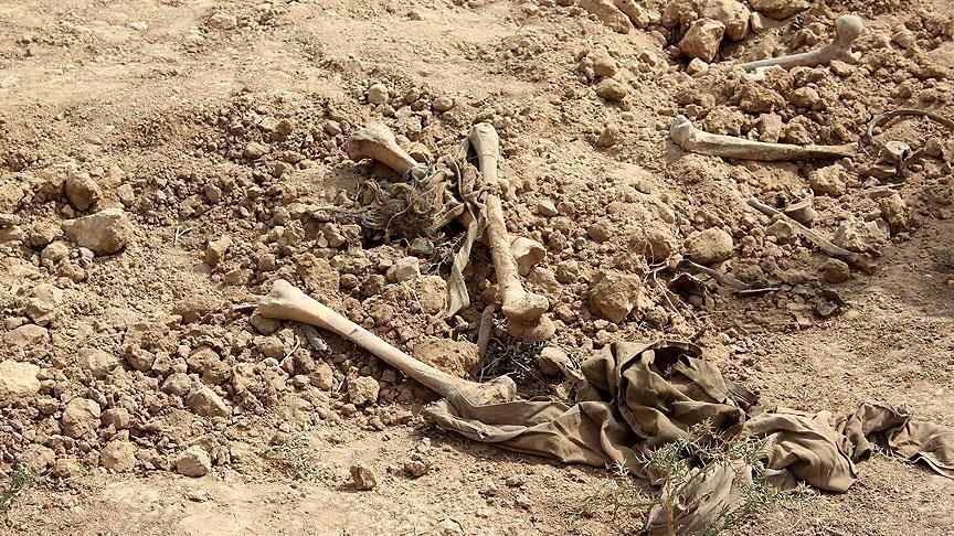 Pasukan Irak Temukan Kuburan Massal Bekas Eksekusi IS di Kirkuk