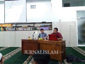 Sekjen JITU Beberkan Pentingnya Media dalam Perjuangan Islam Saat ini