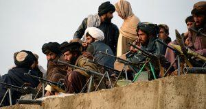 Taliban Tunjukan Kekuatan Militernya di Farah