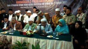 GNPF Ulama Serukan Umat Islam Lawan UU Ormas