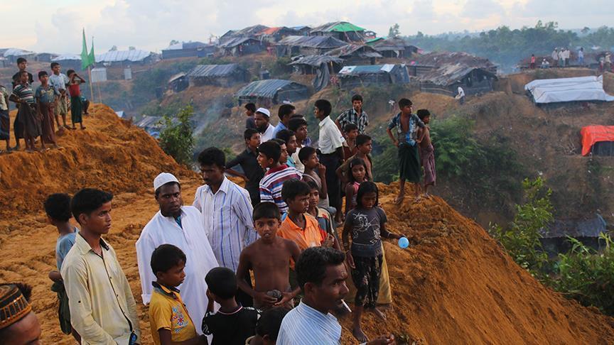 Inilah Kabar Terakhir Pengungsi Muslim Rohingya di Cox's Bazar, Bangladesh
