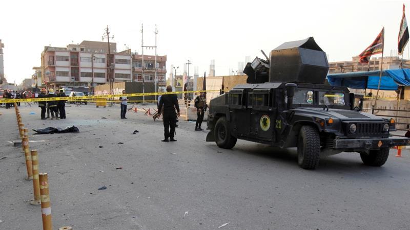 Dua Bom Martir Hantam Kantor Paramiliter Syiah di Kirkuk, 5 Tewas dan 20 Terluka