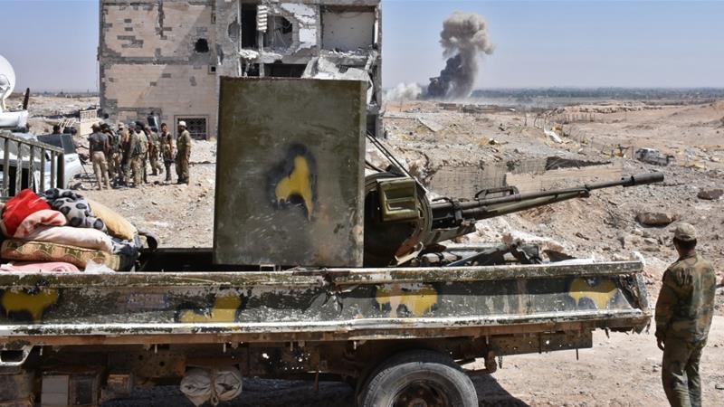 Puluhan Tewas Termasuk Wanita dan Anak-anak dalam Serangan Bom Mobil IS di Deir Az Zor