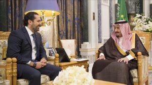 Terkait Syiah Hizbullah, Raja Saudi Temui Mantan Menteri Libanon