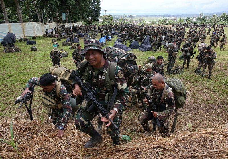 Pejuang Marawi Angkat Amir Baru, Pertempuran Kembali Berlanjut di Filipina