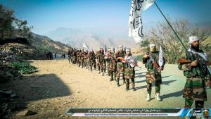 Mengejutkan Ribuan Pejuang Asing Gabung ke Taliban