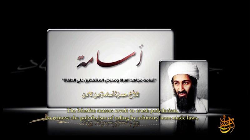 Al Qaeda Rilis Pesan Audio Hamzah Bin Ladin Terbaru