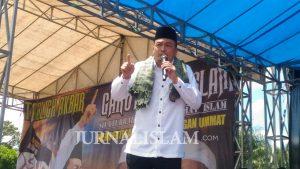 Ustaz Bachtiar Nasir Serukan Pilih Pemimpin yang Siap Bela Islam