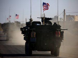 Rusia: Amerika Lindungi Kelompok Islamic State di Deir ez-Zor