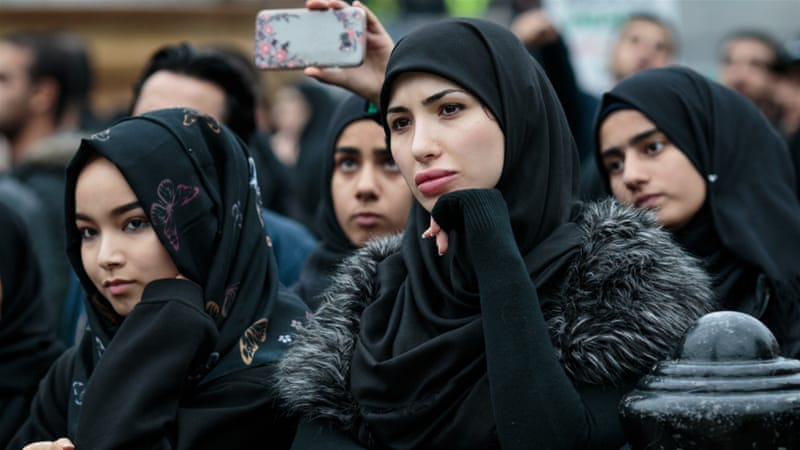 Begini Islamophobia di Inggris dalam 20 Tahun Terakhir