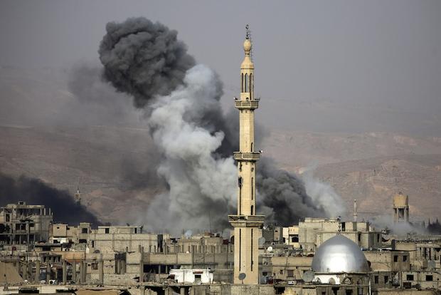 Turki, Rusia dan Iran Bahas Perdamaian di Sochi, Rezim Assad Bombardir Zona de Eskalasi