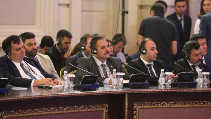 Oposisi Suriah di Arab Saudi: Hapus Bashar Assad dalam Rancangan Resolusi