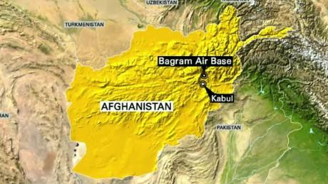 Serangan Martir Taliban di Kabul Bunuh 6 Pasukan AS