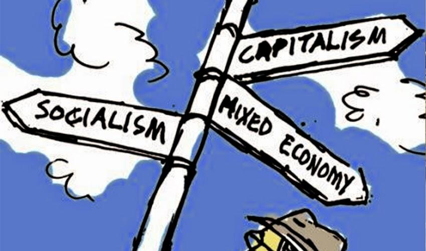 Politik Ekonomi Islam Dalam Hegemoni Kapitalisme dan Sosialisme (2)