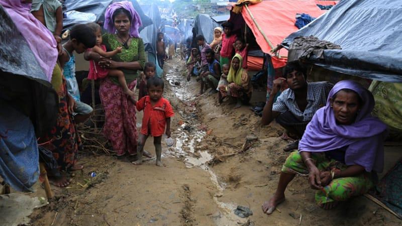 Inilah 3 Ancaman Besar Bagi Pengungsi Muslim Rohingya di Bangladesh