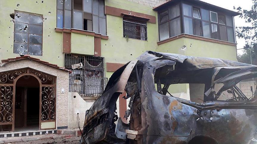Jet Tempur Assad Serang Panti Asuhan Turki di Ghouta Timur
