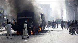 Pakistan Gelar Rapat Darurat Setelah  6 Tewas dalam Bentrokan dengan Gerakan Pembela Rasulullah