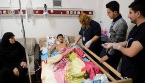 Begini Kondisi Terakhir 5 Anak Suriah yang Jadikan Bom sebagai Bola lalu Meledak
