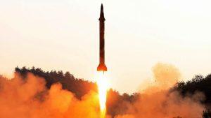 Korea Utara Luncurkan Rudal Balistik ke Arah Jepang