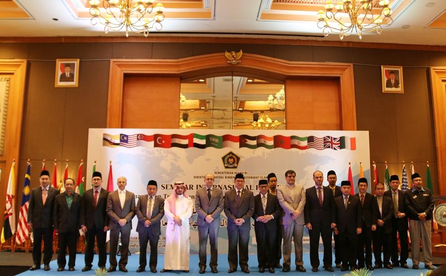 Seminar Fikih Falak Internasional Dihelat, Menag : Menuju Persatuan Umat