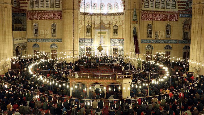 Turki Gelar Perayaan Maulid Nabi Saw di Seluruh Penjuru Negeri
