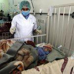 Perang Masih Berlanjut 960.000 Lebih Warga Yaman Menderita Kolera
