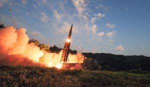 AS Sesumbar akan Hancurkan Korea Utara