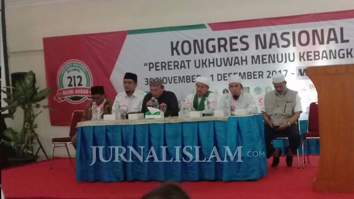 Reuni Akbar 212 Tegaskan Energi Al Maidah 51 untuk NKRI Harus Terus Dirawat