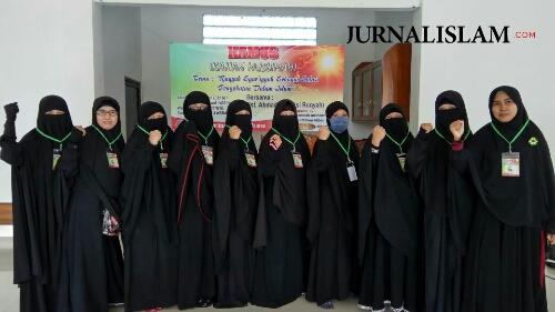 "Kajian Muslimah Ruqyah Banten: ""Sesungguhnya Ruqyah Termasuk Amalan Utama"""