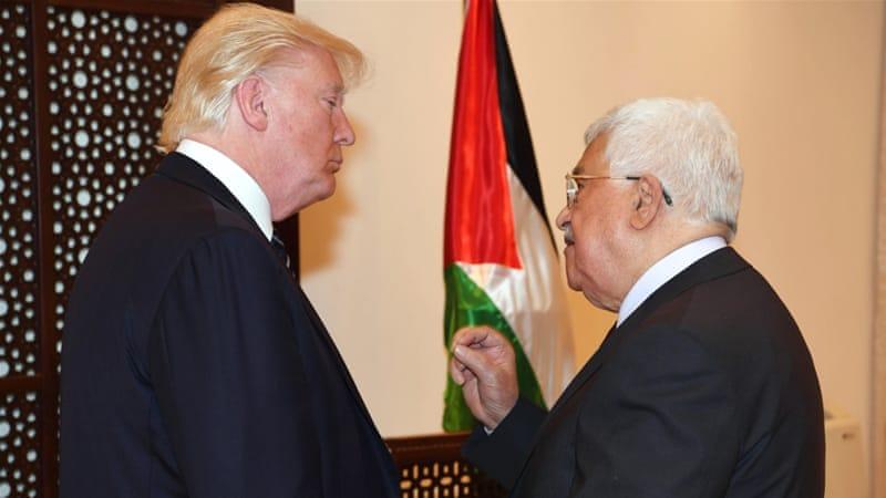 Trump Hubungi Mahmoud Abas, Putuskan Perpidahan Kedutaan AS ke Yerusalem Hari Ini